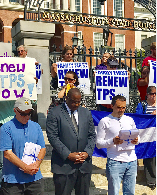 What Is Tps >> Ma Tps Committee Fighting For Permanent Residency